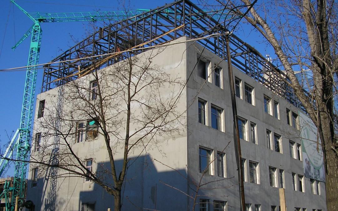 Constructe Structura Metalica, Flamanzi, Botosani